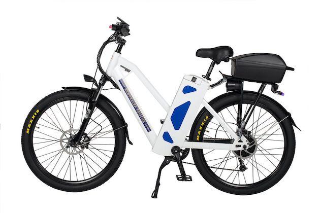 Elektricni bicikl komunalac