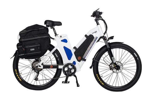 Električni bicikl komunalac