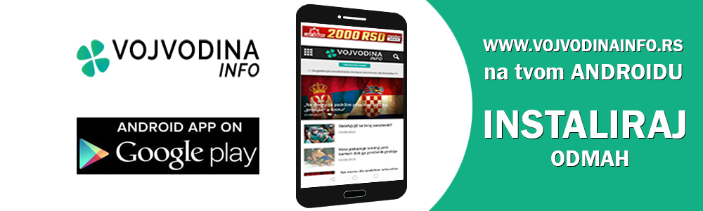 applikacija vojvodian info